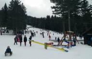 Mnoštvo posjetitelja uživalo u skijanju i snježnom ambijentu Parka prirode Blidinje