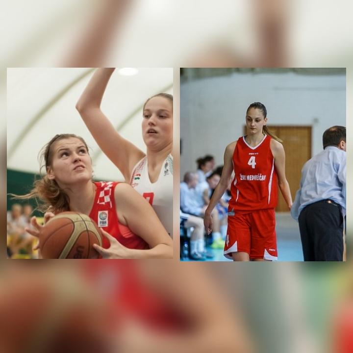 Dvije Posušanke u Hrvatskoj seniorskoj košarkaškoj reprezentaciji!