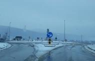 Zbog snijega zatvorena cesta Rakitno – Blidinje