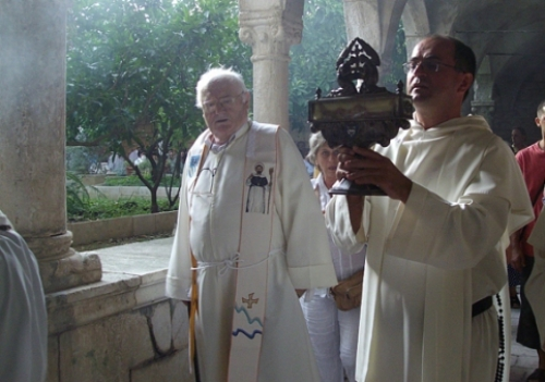 Napustio nas je fr. Veselko Begić, dugogodišnji prior samostana sv. Dominika