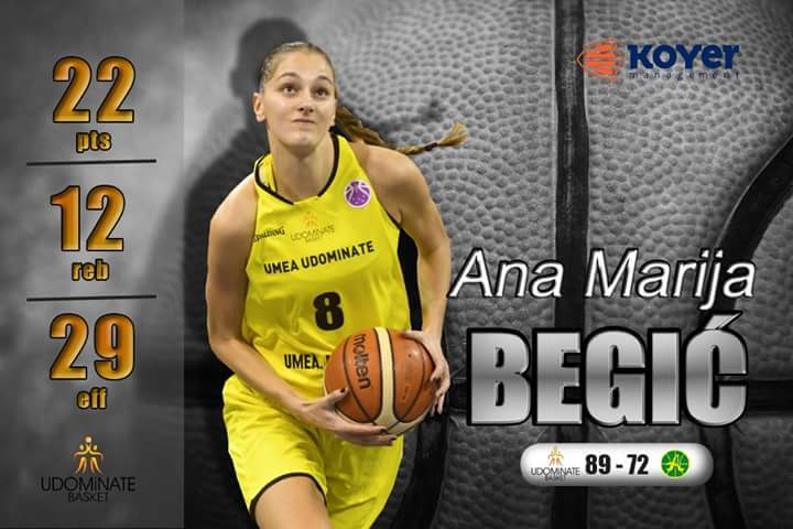 Vikend Ana-Marije Begić!