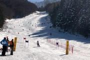 Idealni uvjeti za skijanje na Blidinju