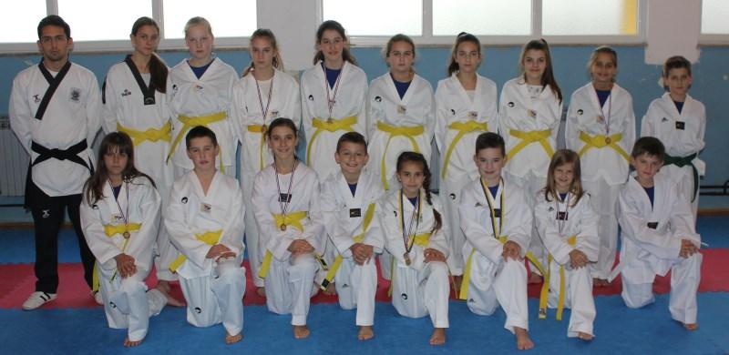 Osnivanje taekwondo kluba u Kočerinu