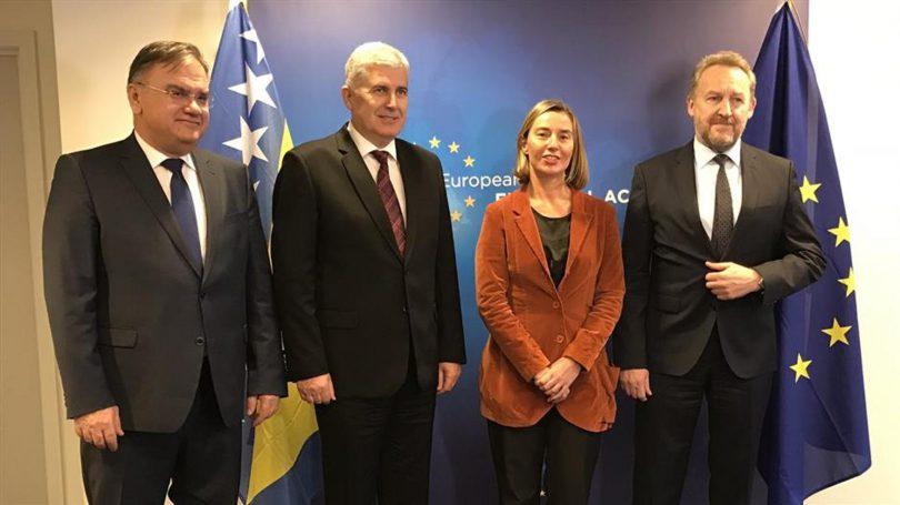 SASTANAK U BRUXELLESU: Nema dogovora, ali EU ističe da se mora izmijeniti Izborni zakon do održavanja izbora