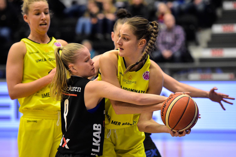 NAŠI POD OBRUČIMA: Udominate Basket Ana-Marije Begić u polufinalu EEWBL