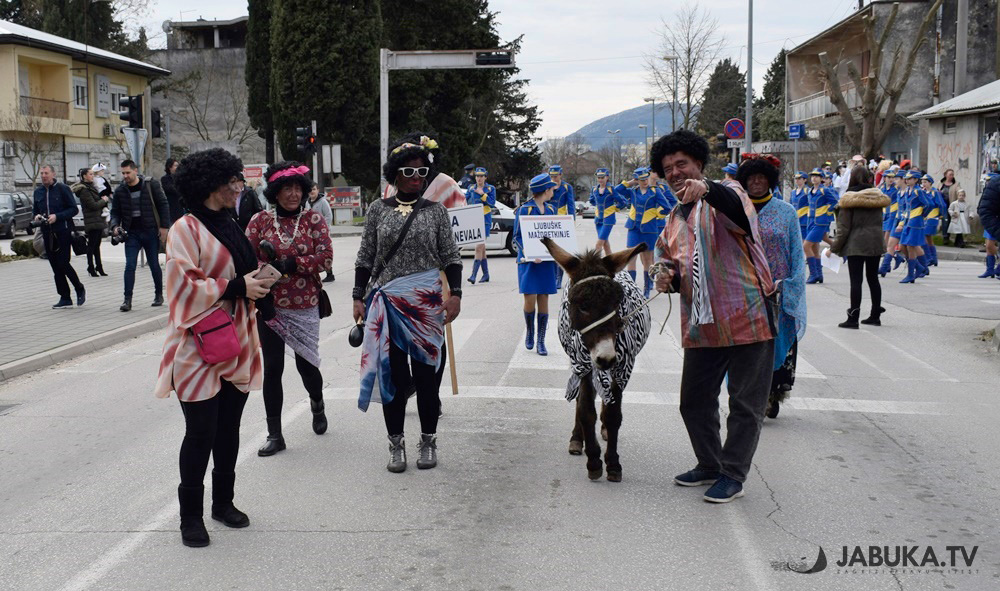 Najpoznatiji karneval u Hercegovini i ove godine oduševio posjetitelje