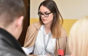 """Marija Vranjković za Radio Posušje predstavila projekt """" upalimo svjetlo za mlade u BiH"""""""