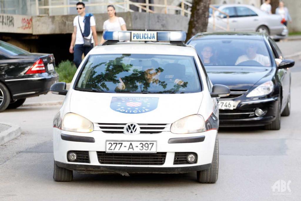 U padu broj prometnih nesreća i kaznenih djela u ŽZH