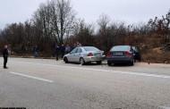 Dvije osobe ozlijeđene u sudaru na cesti Grude-Posušje