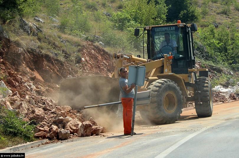 ŽZH: Za održavanje cesta skoro 2 mil. KM