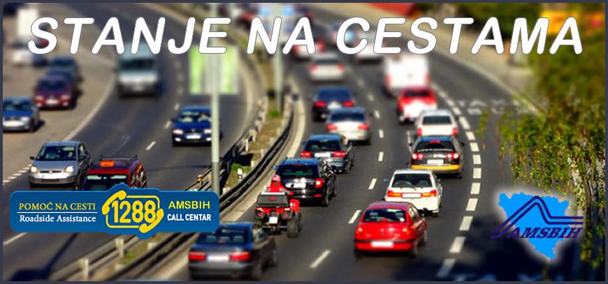 Na dionici Blidinje-Rakitno zabrana prometa za vozila preko 3,5 t