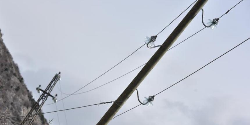 ŽZH: Dijelovi Širokog Brijega, Ljubuškog i Posušja bez električne energije