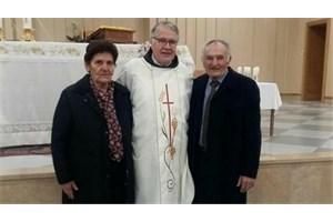 Ivan i Danica Kovač proslavili 60 godina braka!