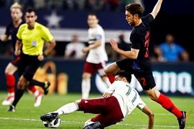 Hrvatska golom Rakitića iz penala slomila Meksiko u Arlingtonu