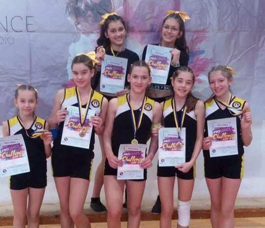 Hrvatski cheerleading klub Posušje nastavlja sa uspjesima