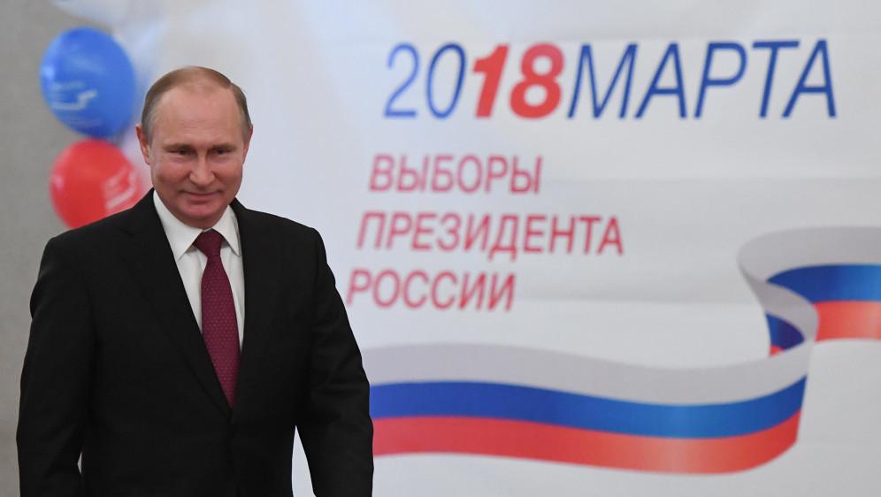Izbori potvrdili: Putin je jači nego ikad