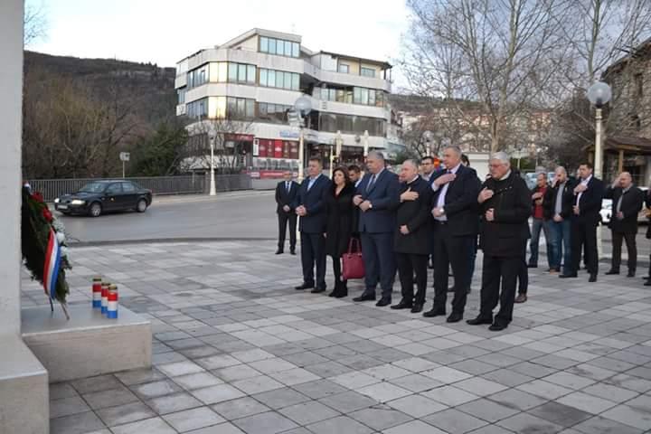28. Obljetnica osnutka HDZ BiH Široki Brijeg