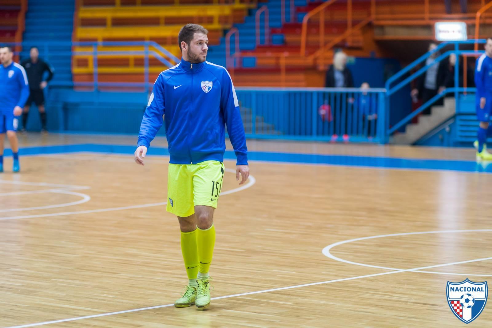 IVAN JURIŠIĆ ZA SLUŽBENU STRANICU NACIONALA: Futsal je jako popularan u Hercegovini