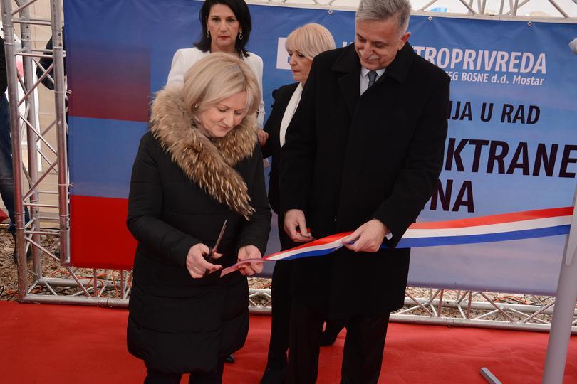 VE MESIHOVINA: Puštena u pogon prva vjetroelektrana u BiH