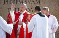 Papa Franjo pozvao mlade da podignu svoj glas