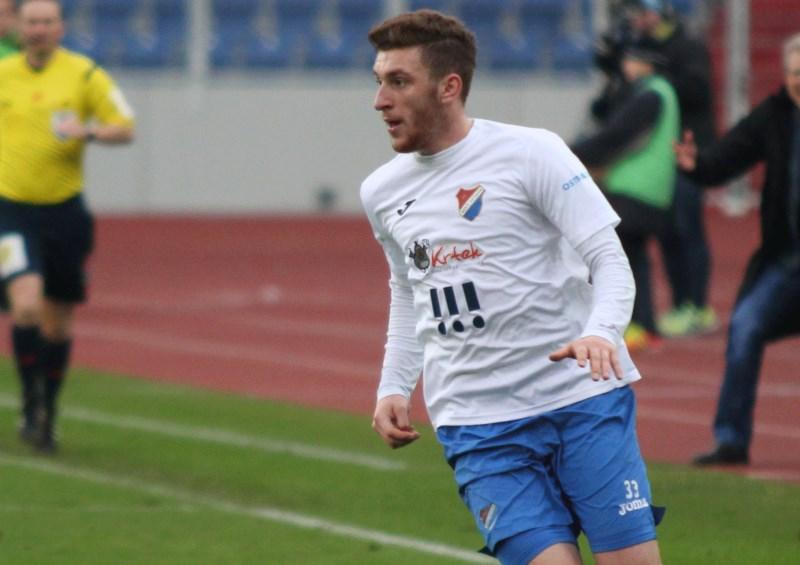 Luka Lučić, u drugom djelu sezone branit će boje Borca