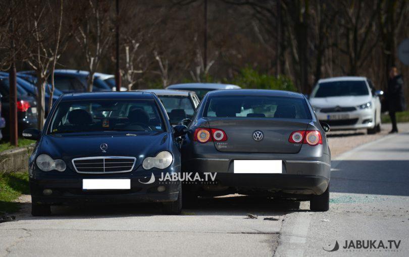 Buran dan u ŽZH: Prometne nesreće u Širokom Brijegu, Sovićima i Medovićima