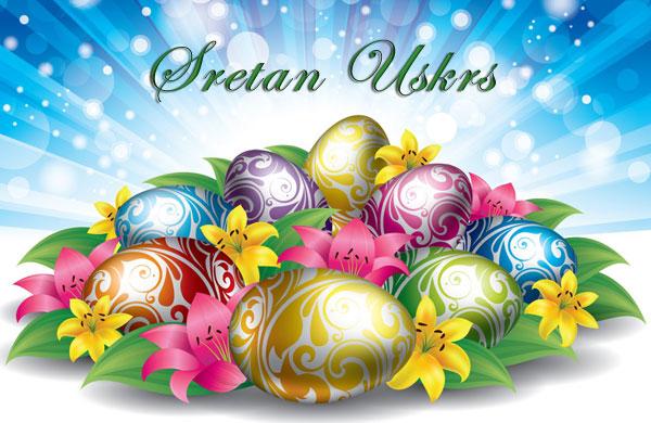 Sretan Uskrs želi Vam portal Posušje.net