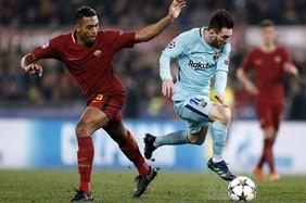 ČUDO U RIMU: Roma razbila i izbacila Barcelonu!