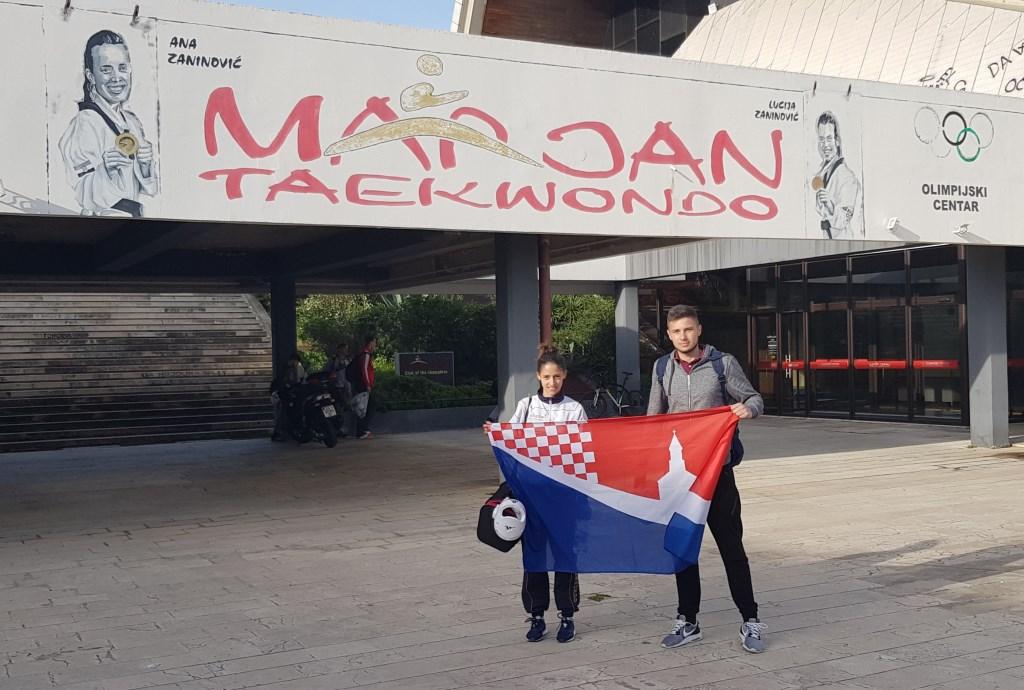 Poskoci na pripremama s Hrvatskom reprezentacijom
