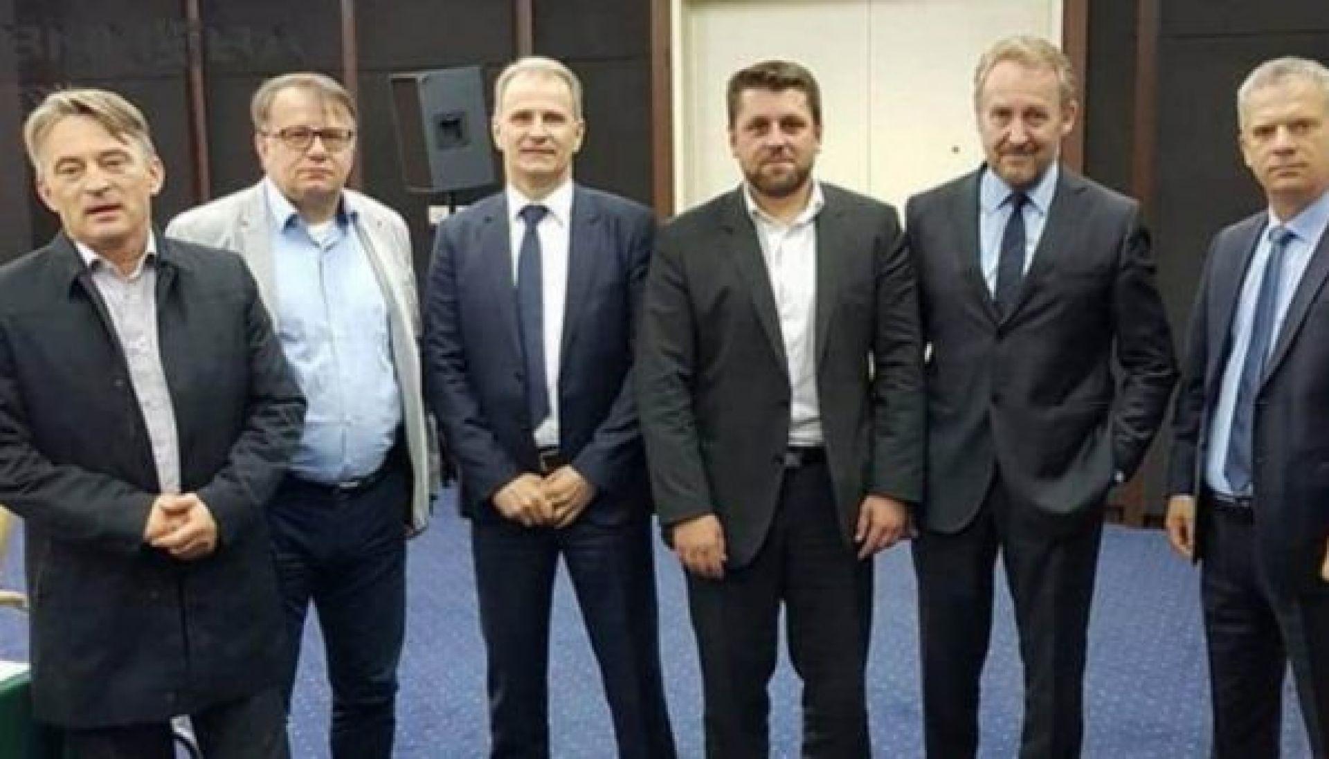 Bošnjačke stranke traže državicu kao i Srbi – u kojoj nema mjesta Hrvatima