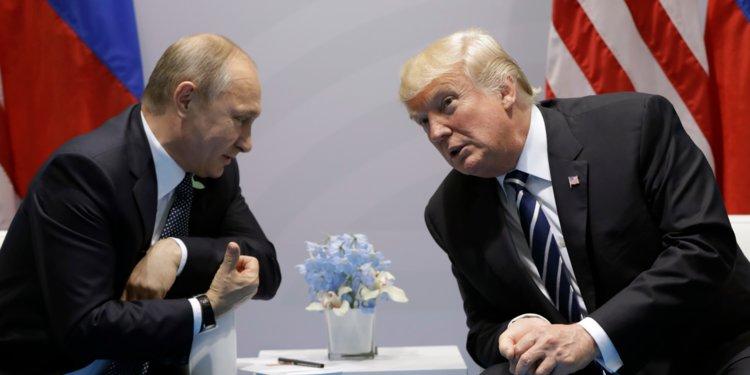 Potvrđeno – Trump je pozvao Putina u posjet Bijeloj kući