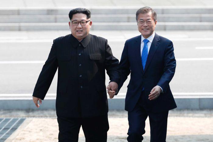 Povijesni trenutak: Predsjednici dviju Koreja dogovorili kraj rata i potpunu denuklearizaciju Korejskog poluotoka!