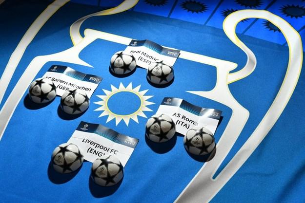Ždrijeb Lige prvaka: Real izvukao Bayern u polufinalu, Roma ili Liverpool idu u finale!