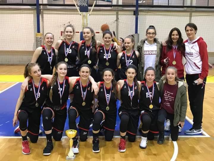 Akademija Žana Lelas slavila na Uskrsnom turniru u Posušju