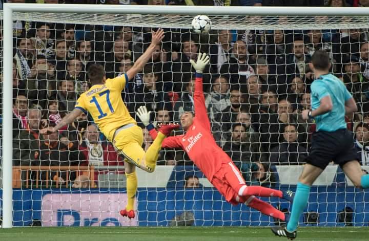 Ronaldo iz penala u 97. uništio spektakularan povratak Juventusa