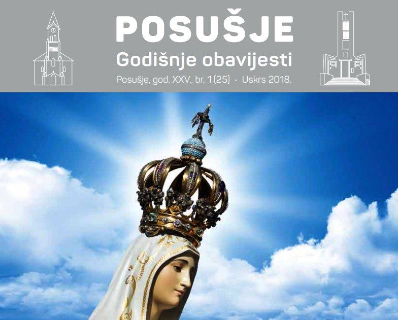 Pročitajte Godišnje obavijesti za župu Posušje