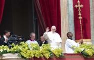 Papa: Neka svjetlo Uskrsa prosvijetli savjest političkih i vojnih vođa