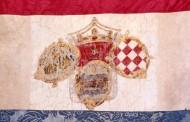 HRVATSKA ZASTAVA: Prvi put se zavijorila 1848. godine za ustoličenja bana Josipa Jelačića