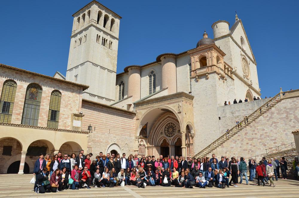 Župa Posušje – hodočašće u Italiju