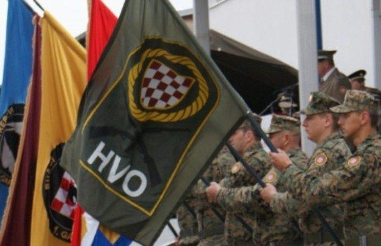 8. travnja 1992. osnovan HVO
