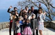 Superobitelj s Krka: Toljanići, ponosni roditelji čak 12 djece!