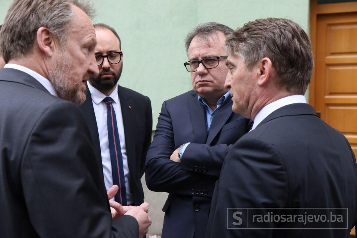Lideri SDA, SDP-a, DF-a i SBB-a usuglasili stavove o Izbornom zakonu, čeka se HDZ