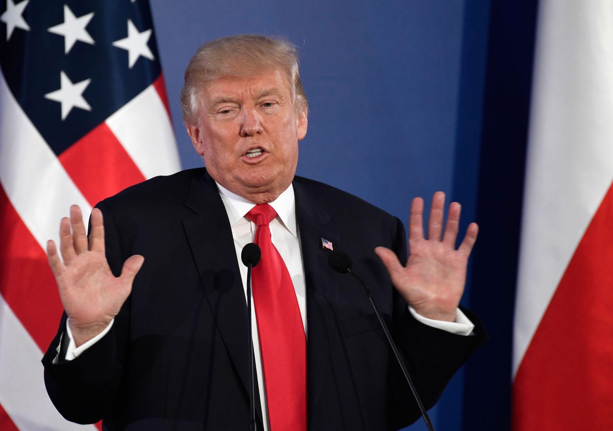 Trump: Nuklearni sporazum je strašan i jednostran, povlačimo se i vraćamo sankcije Iranu!