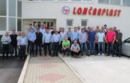 Članovi UGP-a posjetili Lončarplast d.o.o.