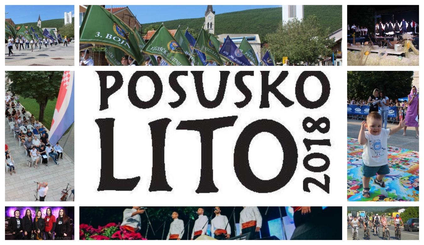 """SUTRA POČINJE """"POSUŠKO LITO"""": Manifestacija prepoznata izvan granica BiH"""