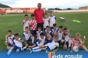 HŠK POSUŠJE: Uspješan vikend za sve kategorije kluba