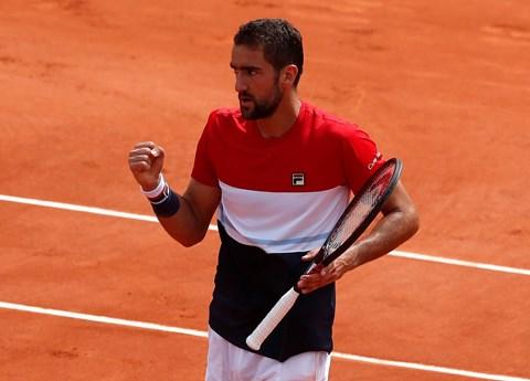 Čilić izborio 3. kolo Roland Garrosa