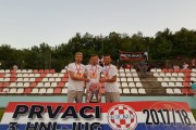 Eurogolom Serdarušća i asistencijom Begića Croatia preokretom proslavila naslov