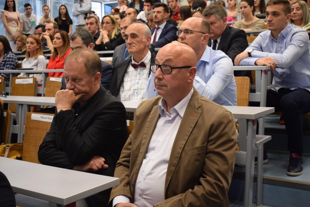 Studij novinarstva Sveučilišta u Mostaru proslavio 20. rođendan, nagrađeni zaslužni pripadnici 'sedme sile