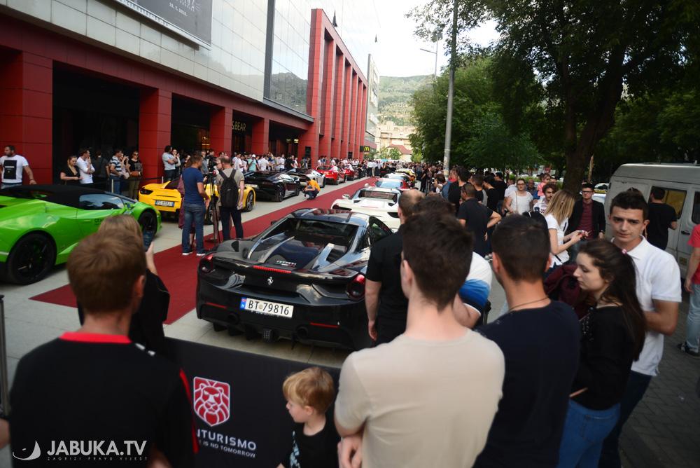 Gran Turismo: Limene zvijeri u Mostar unijele dozu adrenalina